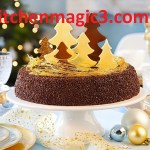 Ramadan fig and date cake