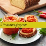 Super trik za pripremu ajvara s pecenim paprikama
