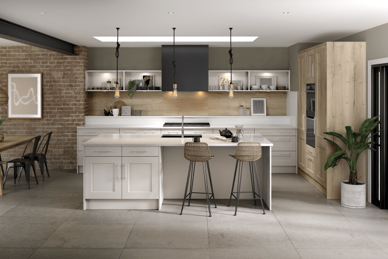 BELLA CAMBRIDGE MATT PEBBLE HALIFAX WHITE OAK 1