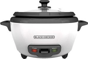 BLACK+DECKER RC506 Cooker