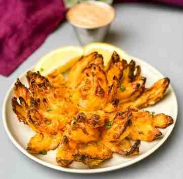 Reheat Bloomin Onion