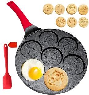 Pancake Molds Mini Pancakes Maker