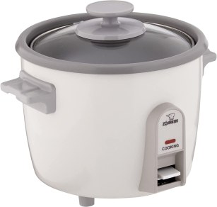Zojirushi NHS-06 3-cup rice cooker-90