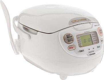 Zojirushi Neuro Fuzzy Rice Cooker
