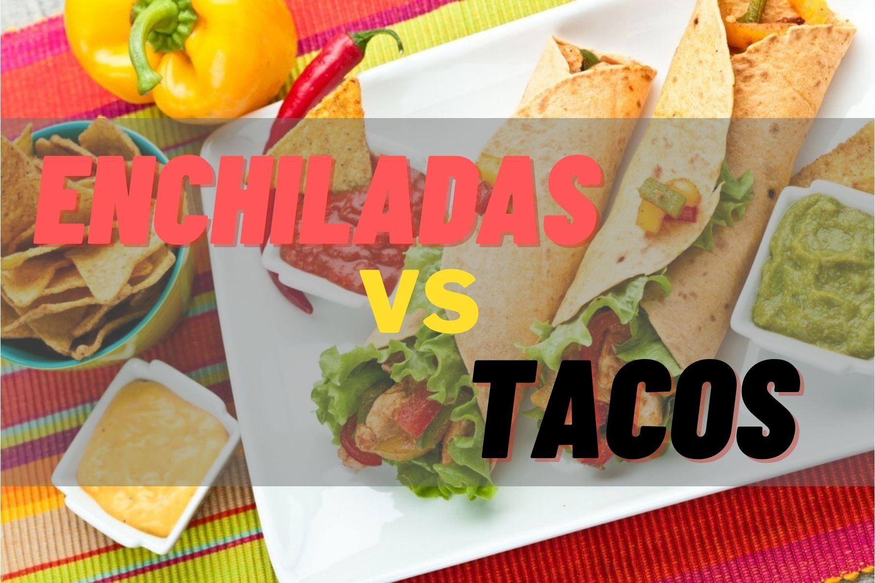 Enchilada Sauce Vs Taco Sauce