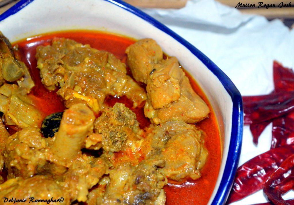 Mutton Rogan Josh: a Kashmiri Delicacy!