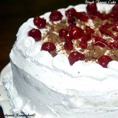 Blakc Forest Cake 2