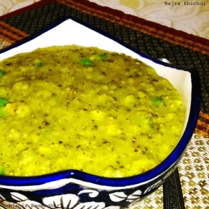 %Bajra Khichdi Recipe