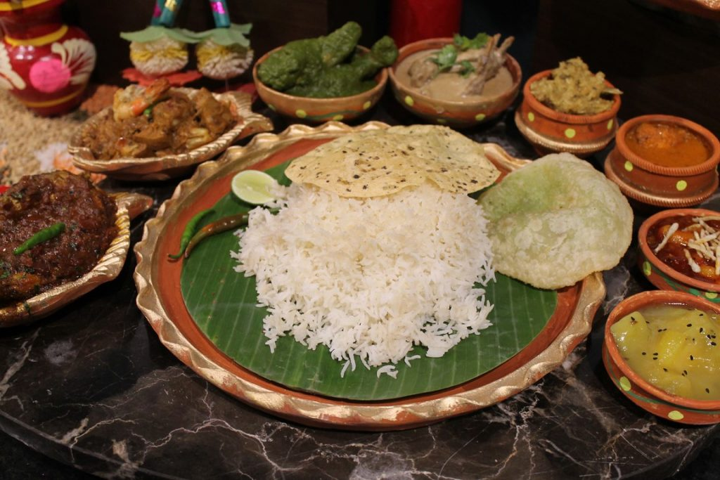 The fern residency hotel brings special menu for bengali for Arman bengal cuisine dinas menu