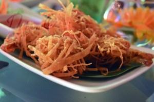 %Vietnamese Woolly Prawns