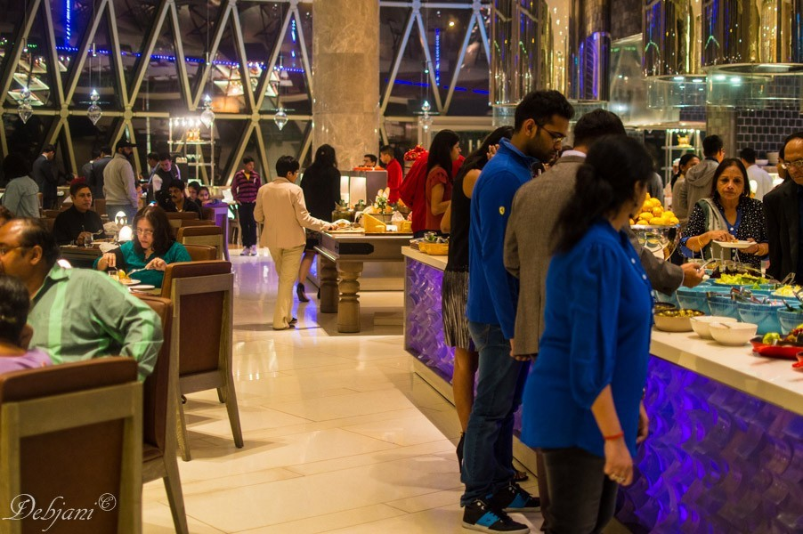 JW Marriott, new addition to the City of Joy's Food Map