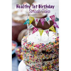 Flossy Healthy Birthday Cake Alternatives Smash Vegan Kitchen Adults