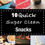Clean Snacks | My Top Ten