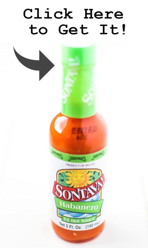 Sontava Habanero Sauce