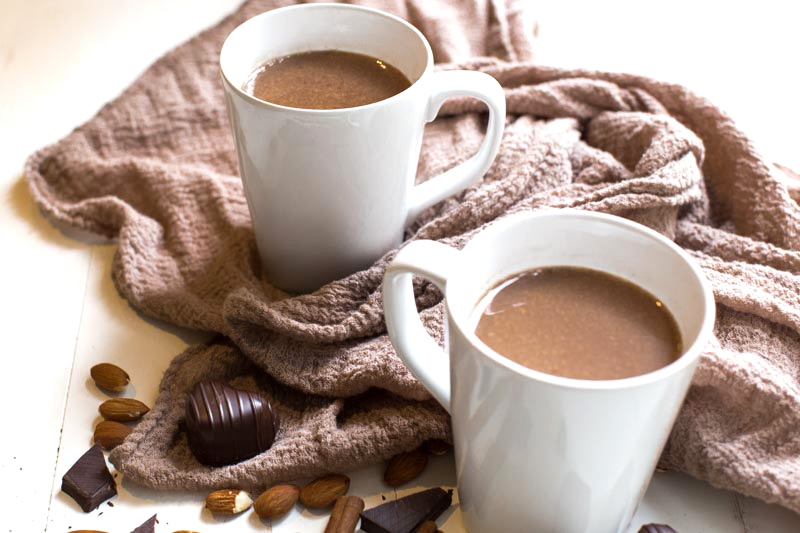 Cozy Superfood Hot Chocolate