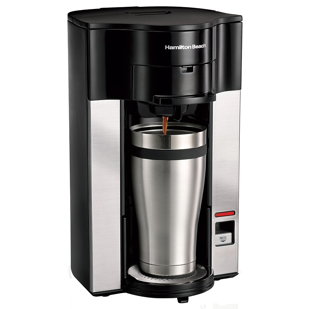 hamilton beach stay or go single cup coffee maker - Single Cup Coffee Maker Reviews