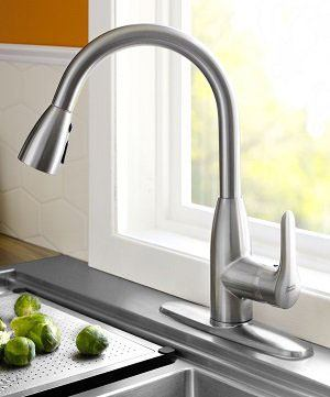 Brass Construction- American Standard 4175.300.002 Kitchen Faucet