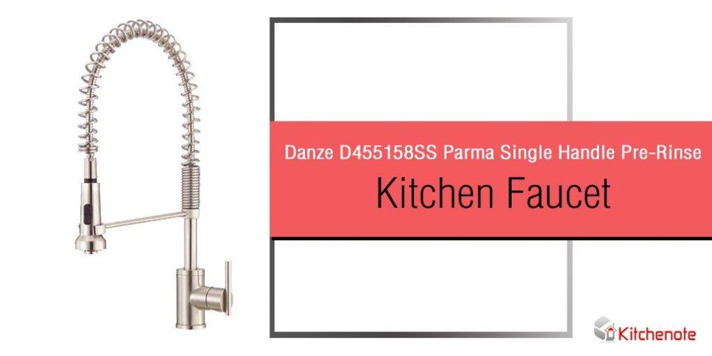 Danze D455158SS Parma Single Handle Pre-Rinse Faucet Review