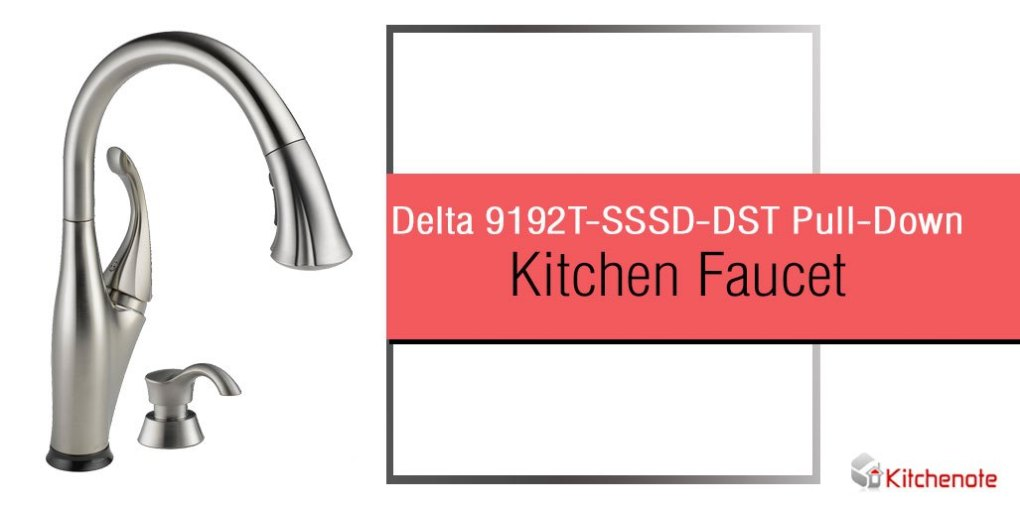 Delta 9192T-SSSD-DST Pull-Down
