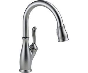 Delta 9178-AR-DST Leland Pull-Down Kitchen Faucet