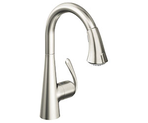 Grohe 32298DC1 Ladylux Pull-Down Kitchen Faucet
