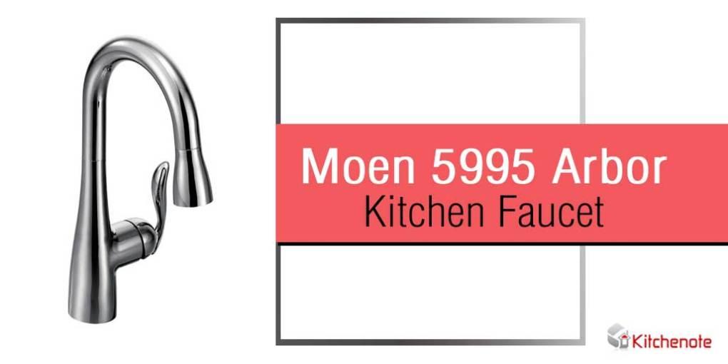 Moen 5995 Arbor Pulldown Single Mount Bar Faucet Review