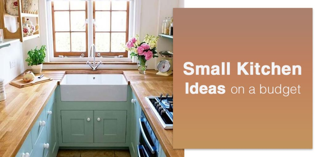 Kitchen Decorating Ideas On A Budget: Smartest Small Kitchen Ideas On A Budget For Your Home