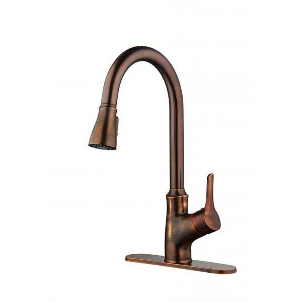 Benefits of Using Bronze Kitchen Faucets