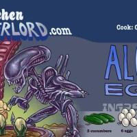 Edible Art: Alien Eggs