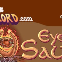 Edible Art: Eye of Sauron