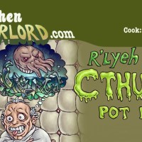 Edible Art: R'leh Easy Cthulhu Pot Pies