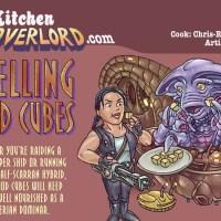 Edible Art: Frelling Food Cubes