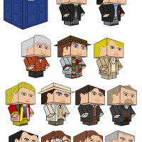 8 Free Doctor Who Printables for your Watch Party