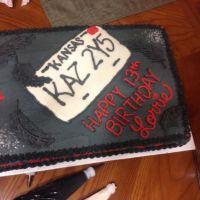 Geek Cake Friday: 21 Supernatural '67 Impala Baby Cakes