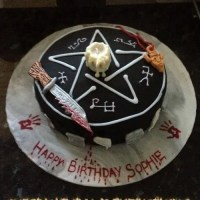 Geek Cake Friday: 16 Gorgeous Supernatural Cakes
