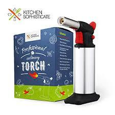 Professional Culinary Torch (Butane)