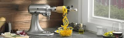 KitchenAid KSM1APC Spiralizer Attachment with Peel