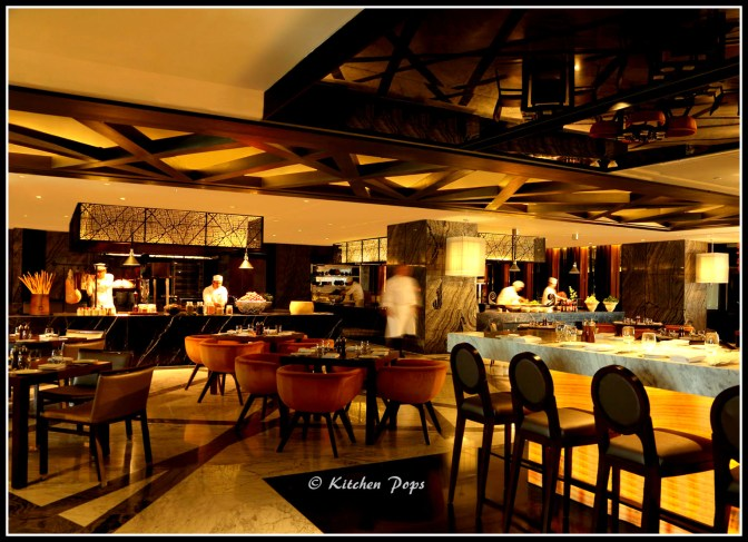 Kitchen District at Hyatt Regency Gurgaon