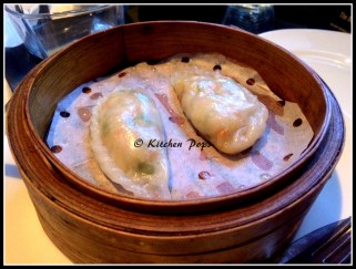 Vegetable Dimsums