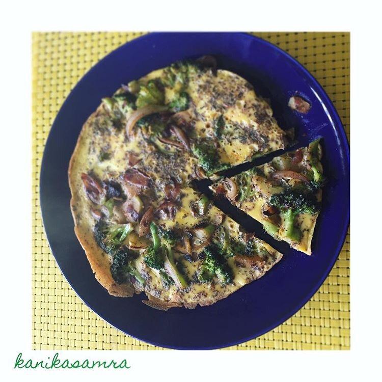 Homemade Frittata