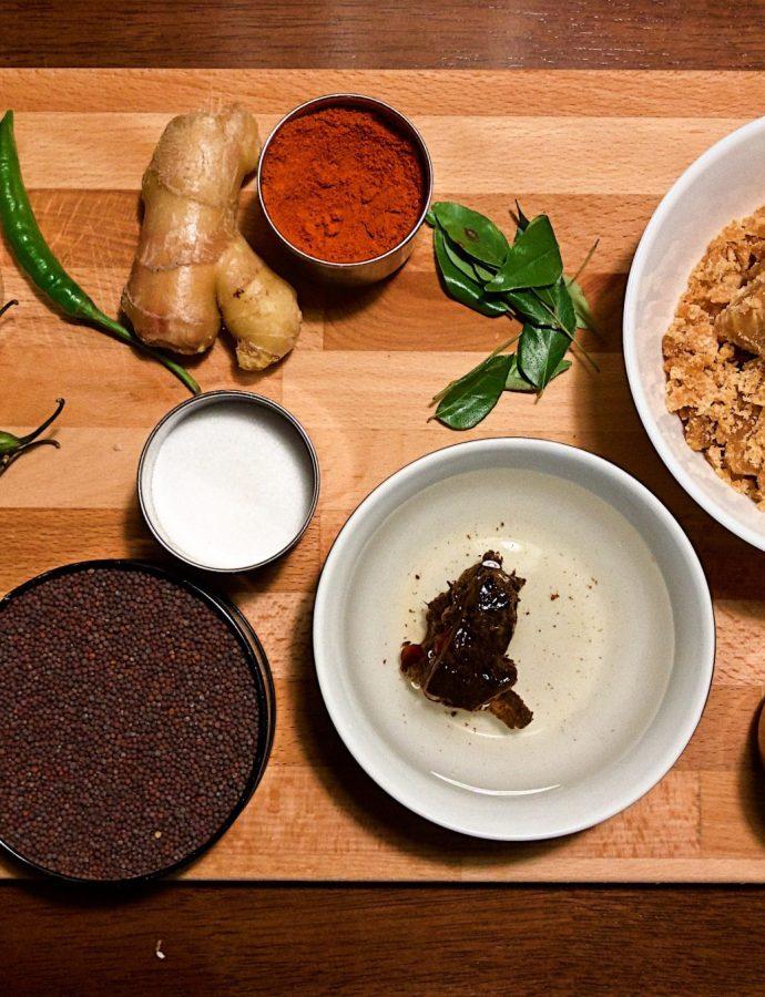 Homemade Sadhya ~ Easy Payasam and Pulli Inji