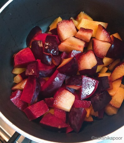 Easy plum chutney recipe