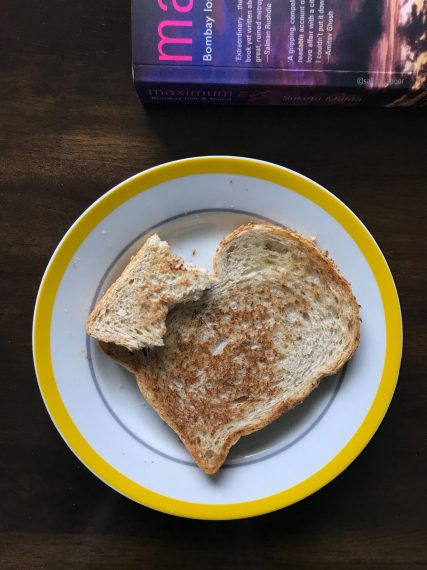 How to make simple Ghee toast