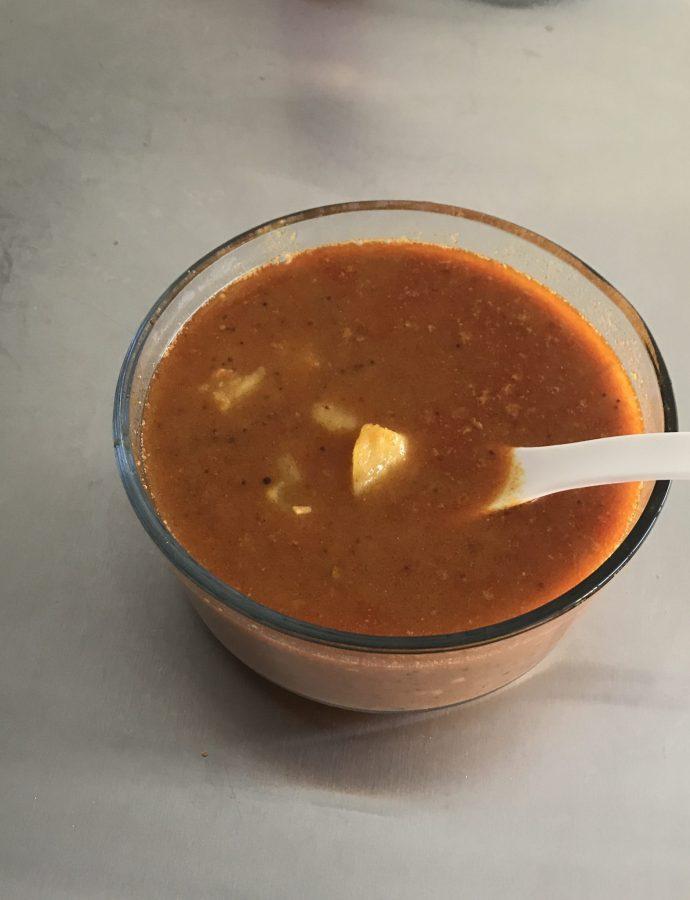 Instant Pot Aloo Tari