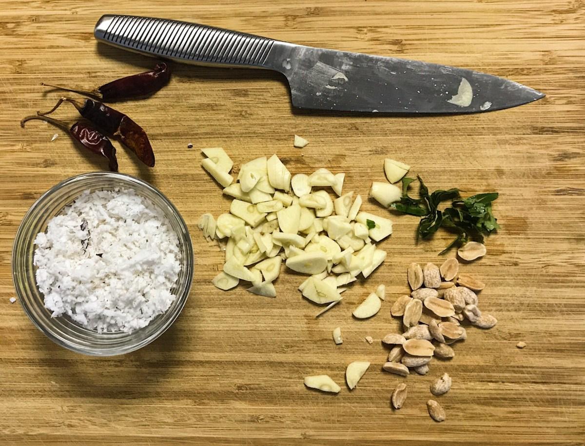 Vada Pav Chutney recipe