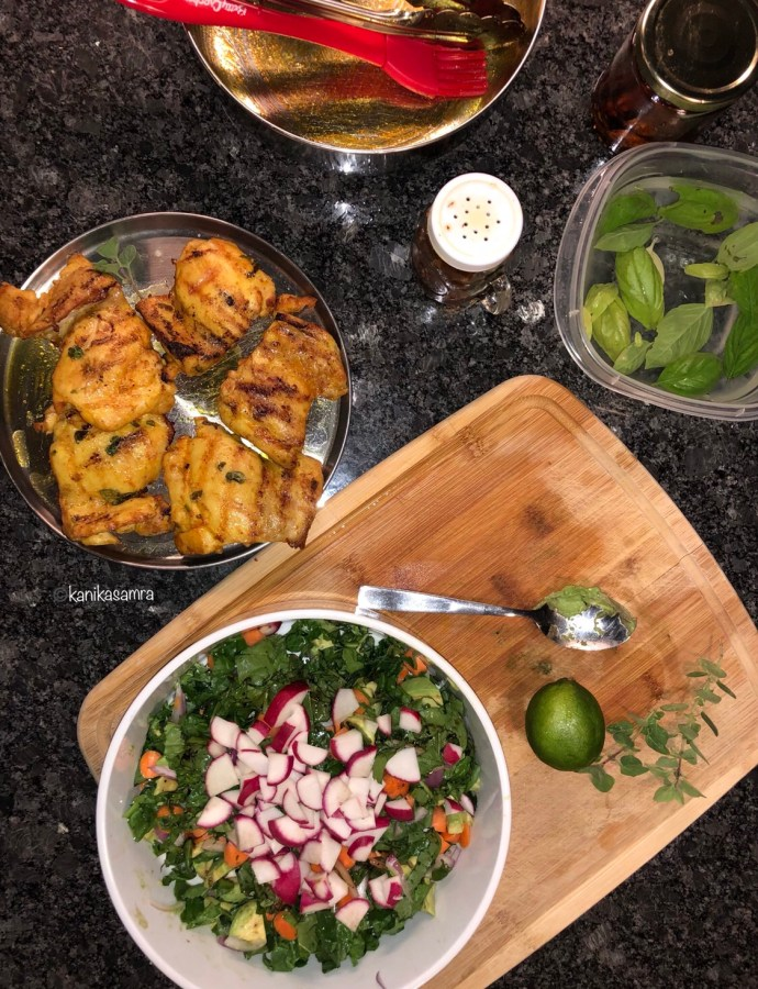 Summers Best Grilled Chicken with EVOO and Oregano