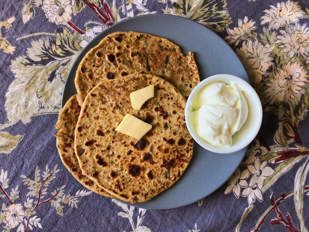 Easy Gobhi Paratha recipe