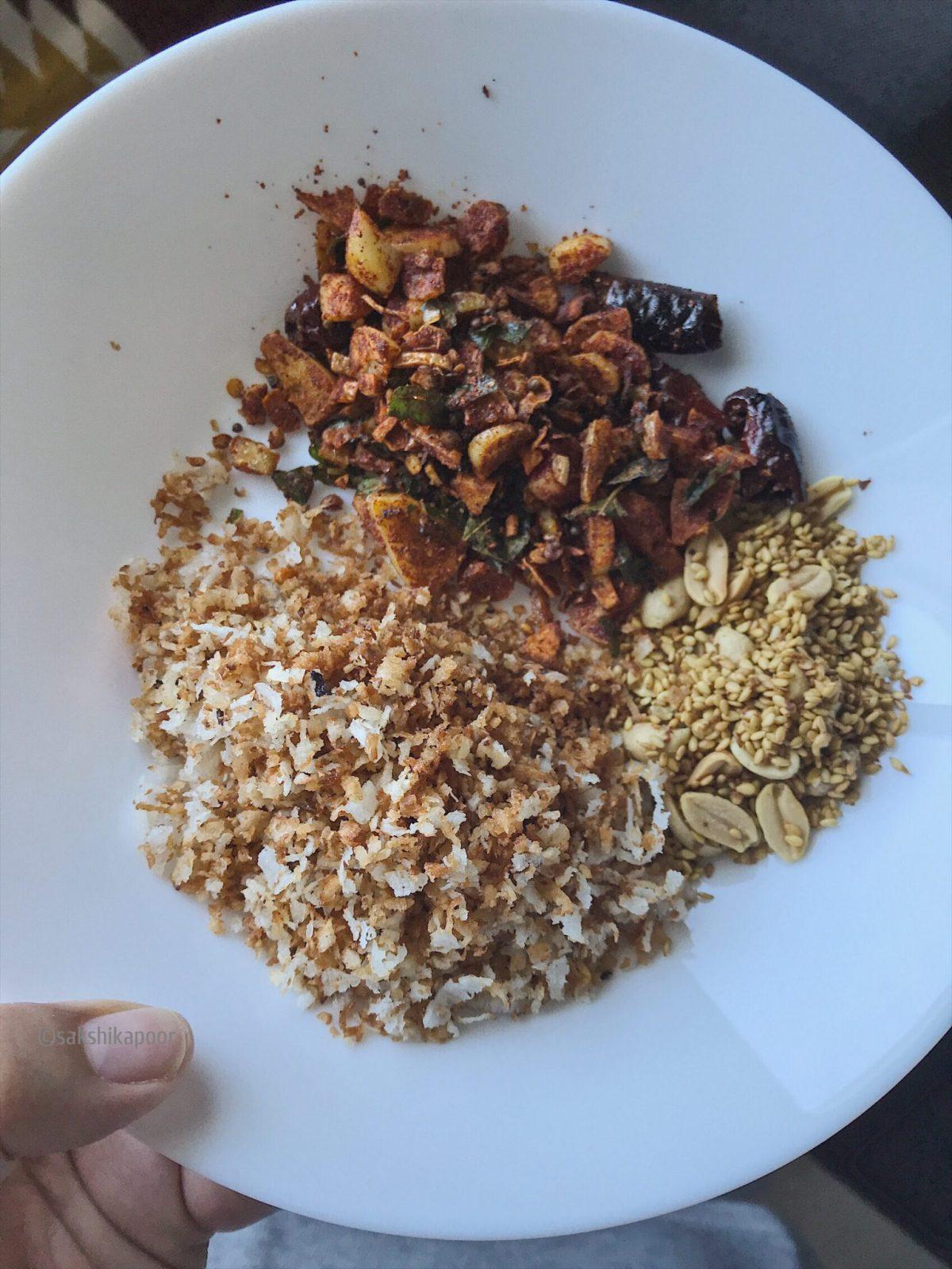 Maharashtrian Red Garlic Chutney for Vada Pav
