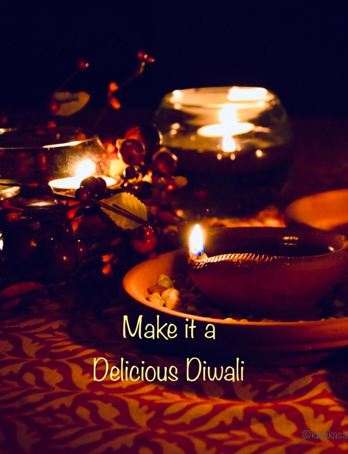 Ideas for the most Delicious Diwali Party