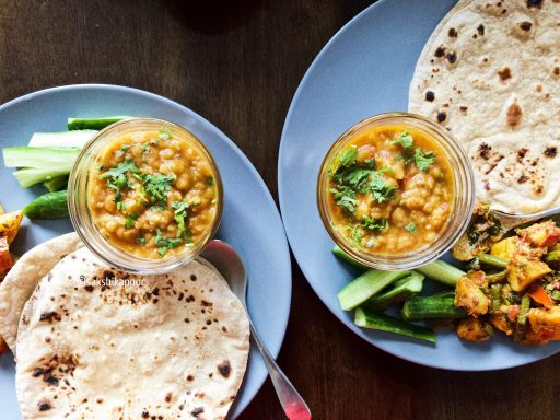 Arhar Dal Tadka recipe